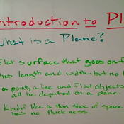 Introduction to Planes
