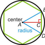 CC Geometry Unit 4.1 Notes #4 Areas of Regular Polygons