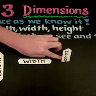 Three Dimensions