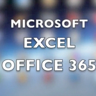 Office 365- Microsoft Excel 2013 Basics Overview