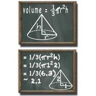CC Geometry Unit 4.1 Notes #6 Volumes of Pyramids and Cylinders