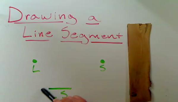 Drawing a Line Segment