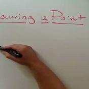 Drawing a Point