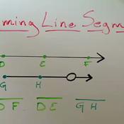 Naming Line Segments