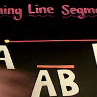 Naming Line Segments