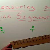 Measuring a Line Segment