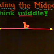 Finding the Midpoint