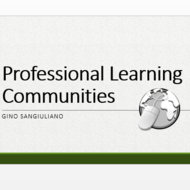 History of Professional Learning Communities