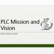 PLC Mission and Vision