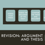 Revision: Argument and Thesis