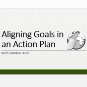 Aligning Goals in an Action Research Plan