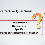 Reflective Strategies