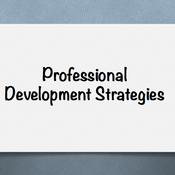 Professional Development Strategies