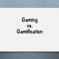 Gaming vs Gamification