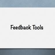 Feedback Tools