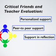 Critical Friends as a Best Practice in Peer to Peer Feedback