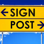 Signposts: Again and Again