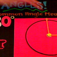 Common Angle Measures