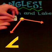 Angle Notation and Labeling