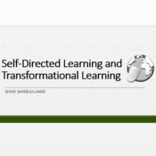 Self-Directed Learning and Transformational Learning