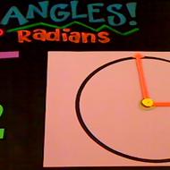 One Half  Pi Radians