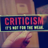 Motivation Lesson 2-Accepting Constructive Criticism