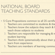 Professional Teacher Standards and Collaborative Professional Development Plans