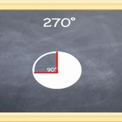 270 degrees