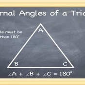 The Angles of a Triangle