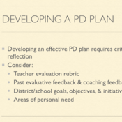 Professional Development Plan Templates