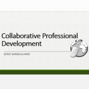 Collaborative Professional Development
