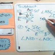 Angle Subtraction