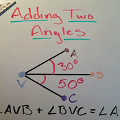 Adding Two Angles