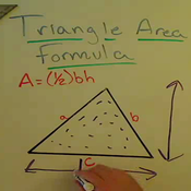 Area of a Triangle
