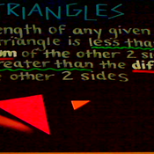 Sides of a Triangle