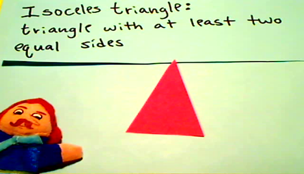 Isosceles Triangles