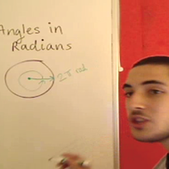 Measurement of Angles in Radians