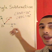 Angle Subtraction