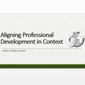Aligning Professional Development in Context