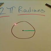 Two Pi Radians