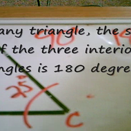 Complementary Angles of Right Angles