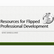 Resources for Flipped Professional Development