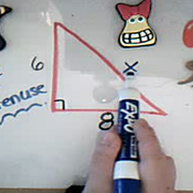 Solving for the Hypotenuse