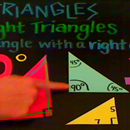 Introduction to Right Triangles