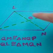 Double Diagonals of a Parallelogram