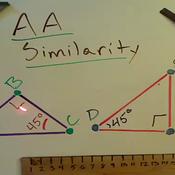 AA Triangle Similarity