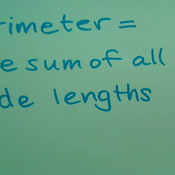 Perimeter of Irregular Polygons