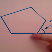 The Exterior Angles of a Polygon