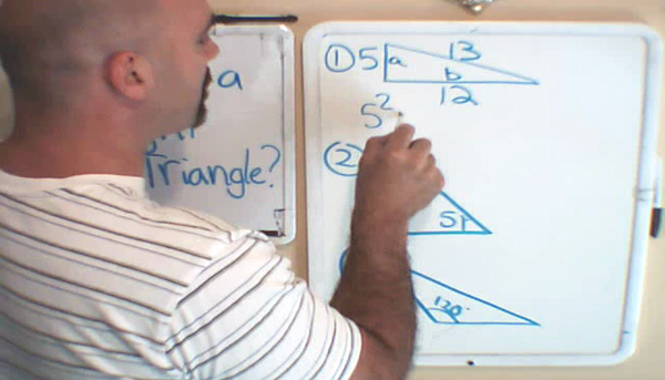 Determining if a Triangle is a Right Triangle