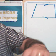 Median Line of a Trapezoid